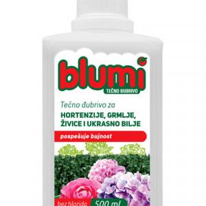Prihrana za hortenzije Blumi 500ml