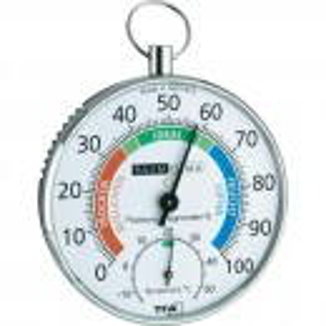 Termometar Higrometar sa kružnom skalom