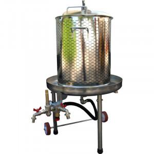 Vodena Inox presa za grožđe 55L VSX
