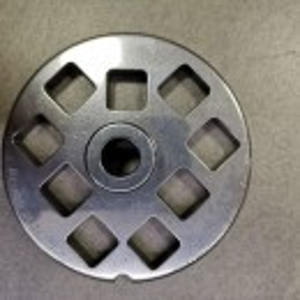 Rešetka INOX za mašinu za mlevenje mesa 32/12x12 sa kockama