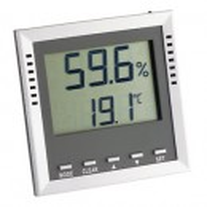 Digitalni termometar higrometar Klima Guard