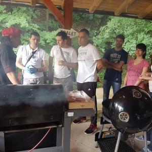 BBQ Team Building