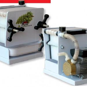 Filter za vino bez pumpe, 6 ploča 20x20 FCH-6SP GRIFO