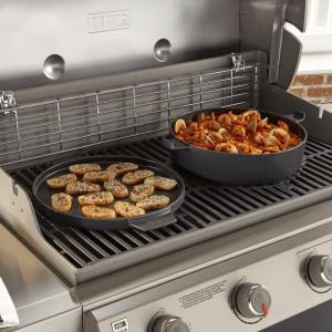 Gourmet BBQ sistem - Dutch Oven Weber 2 u 1