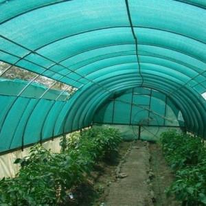 Mreža za zasenu 6x50m 90% zelena