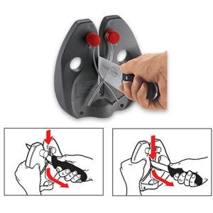 Oštrač noževa Dick - Rapid Steel Action bez postolja
