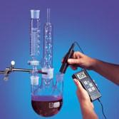 Profesionalni digitalni MIN - MAX termometar sa sondom P300 TFA 31.1020