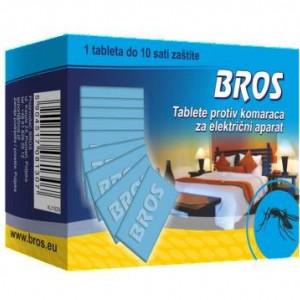 Tablete protiv komaraca BROS
