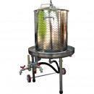 Vodena Inox presa za grožđe 35L VSX