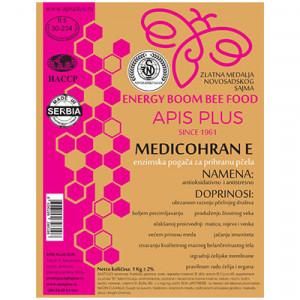 Enzimska pogača za prihranu pčela 1kg Medicohran E 10/1