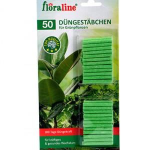 Floraline štapići za bilje - zeleni 50/1