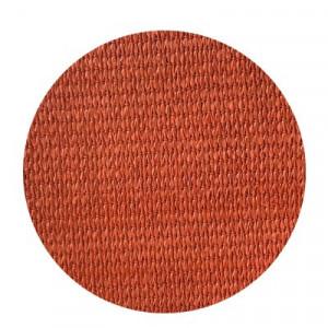 Mreža za zasenu 1,5x10m 100% - Sunset Orange (240g)