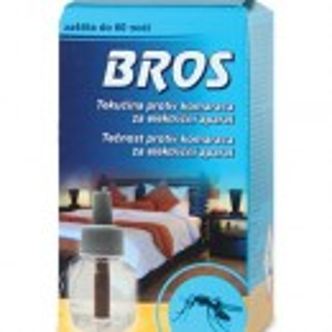 Tečnost za električni aparat protiv komaraca BROS