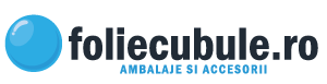 Folie cu bule pentru impachetat - Foliecubule.ro