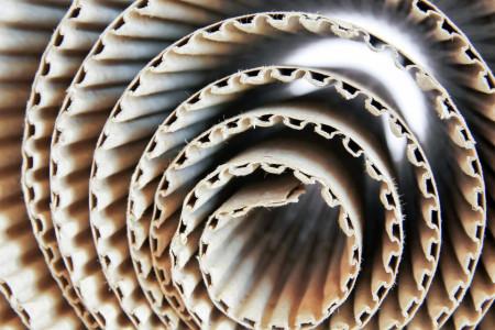 36 mp Carton ondulat CO2 - PREMIUM 300 gr./mp - 1,20 m latime x 30,0 lungime = 36 mp