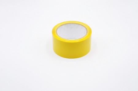 1 buc Banda adeziva GALBEN - 48 mm x 60 m - 1 buc
