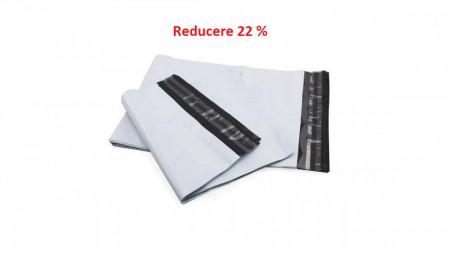 2500 buc Pachet pungi curierat (tip A4) 230 x 320 mm + 50 clapeta 2500 buc