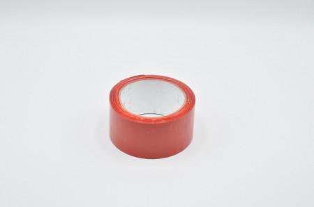 Banda adeziva ROSU - 48 mm x 60 m - 1 buc
