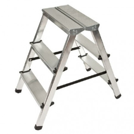 Scara aluminiu pliabila 2X3 trepte