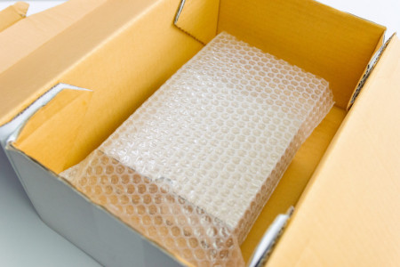 Punga folie cu bule , 150 x 150 mm - set 250 buc pungi - 3 strat 90 gr/mp superprotectie