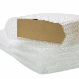 Punga folie cu bule, 400 x 400 mm - set 500 buc pungi - 3 strat 90 gr/mp superprotectie