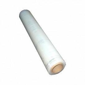 Folie Stretch manual TRansparent - 2,0 kg brut / rola 500 mm , 23 my - 6 buc