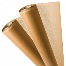 Hartie ambalare, Kraft - 10 Role de 1,0 x 25,0 m - 25 mp x 10 role = 250 mp