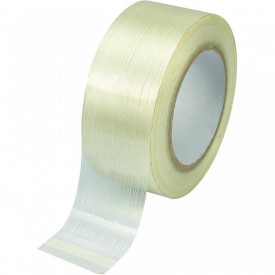1 buc Banda adeziva Solvent TRansparenta 48 mm x 60 m - 1 buc