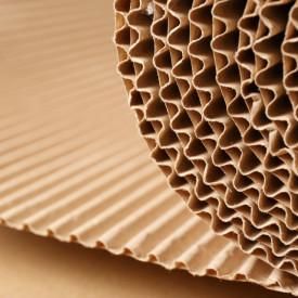 Carton ondulat CO2 - PREMIUM 300 gr./mp - 1,20 m latime x 30,0 lungime = 36 mp