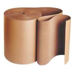 40 mp Carton ondulat CO2 - PREMIUM 300 gr./mp - 1,00 m latime x 40,0 lungime = 40 mp