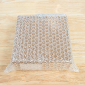 Punga folie cu bule , 150 x 150 mm - set 500 buc pungi - 3 strat 90 gr/mp superprotectie