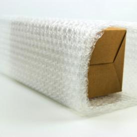 Punga folie cu bule, 300 x 300 mm - set 500 buc pungi - 3 strat 90 gr/mp superprotectie