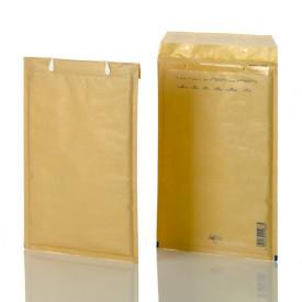 200 buc Pungi plic ANTISOC B12 - 140 x 230 + 50 mm - set 200 buc Kraft