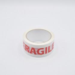 Banda adeziva FRAGILE silentios - 48mm x 60m - 1 buc