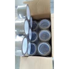 6 buc Banda adeziva Solvent TRansparenta 48mm x 60 m - set 6 buc
