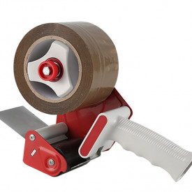 dispenser banda adeziva - uz industrial - ghidaje metalice