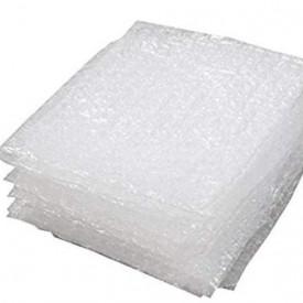 100 buc Punga folie cu bule, 500 x 500 mm - set 100 buc pungi - 3 strat 90 gr/mp superprotectie