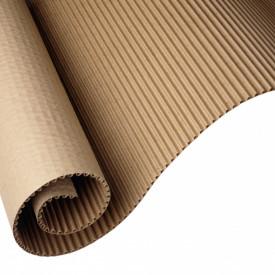 48 mp Carton ondulat CO2 - PREMIUM 300 gr./mp - 1,20 m latime x 40,0 lungime = 48 mp