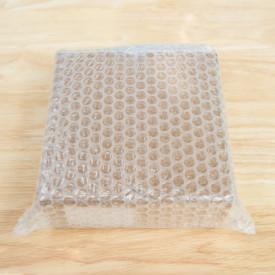 Punga folie cu bule , 200 x 200 mm - set 500 buc pungi - 3 strat 90 gr/mp superprotectie