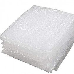 100 buc Punga folie cu bule , 130 x 420 mm - set 100 buc pungi - 3 strat 90gr/mp superprotectie