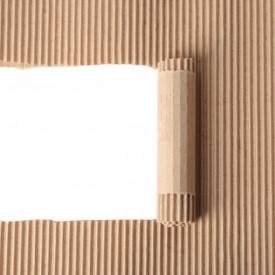 Carton ondulat CO2 - PREMIUM 300 gr./mp - 1,20 m latime x 40,0 lungime = 48 mp