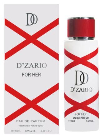 d zario for her 100ml apa de parfum