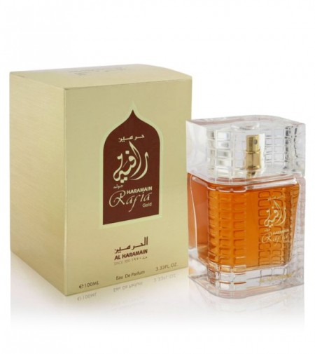 Al Haramain Rafia Gold 100ml - Apa de Parfum