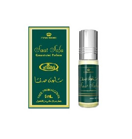 Al Rehab Saat Safa 6ml - Esenta de Parfum