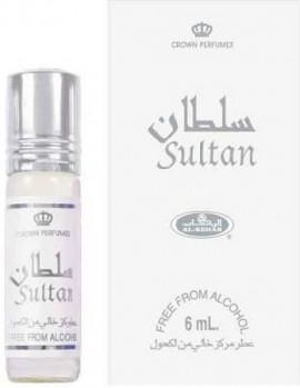 Al Rehab Sultan 6ml - Esenta de Parfum