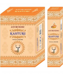 Betisoare Parfumate Ayurvedic Kasturi