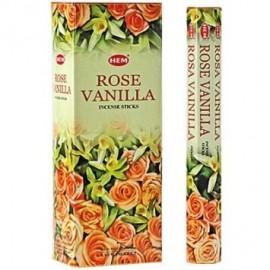 Betisoare Parfumate Rose Vanilla