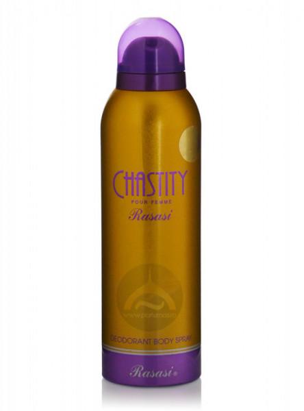 Deo Rasasi Chastity for Women 200ml - Deodorant Spray
