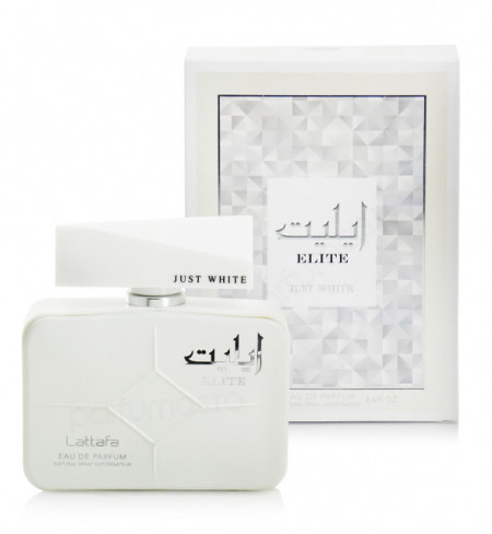 Lattafa Just White