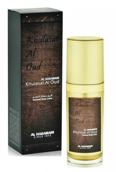 Lotiune Parfumata Khulasat Al Oud 50ml